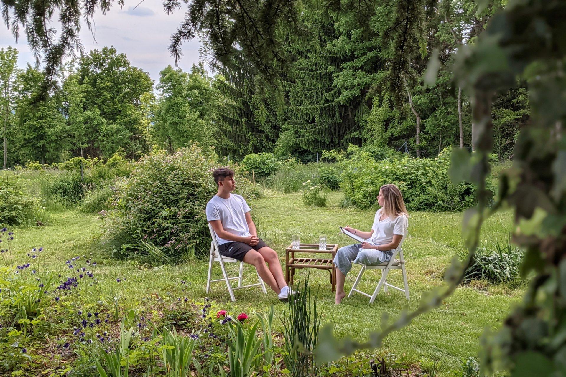 Psychologische Beratung in der Natur (Graz-Umgebung)